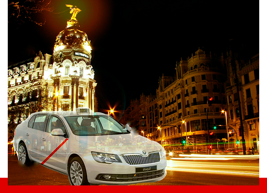 Madrid Barajas Airport Shuttle